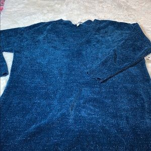2 for $18 Super Soft turquoise sweater
